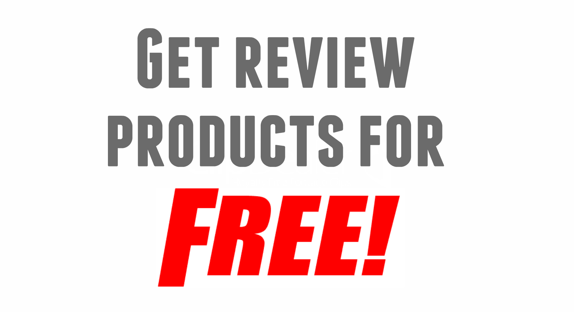 free review products